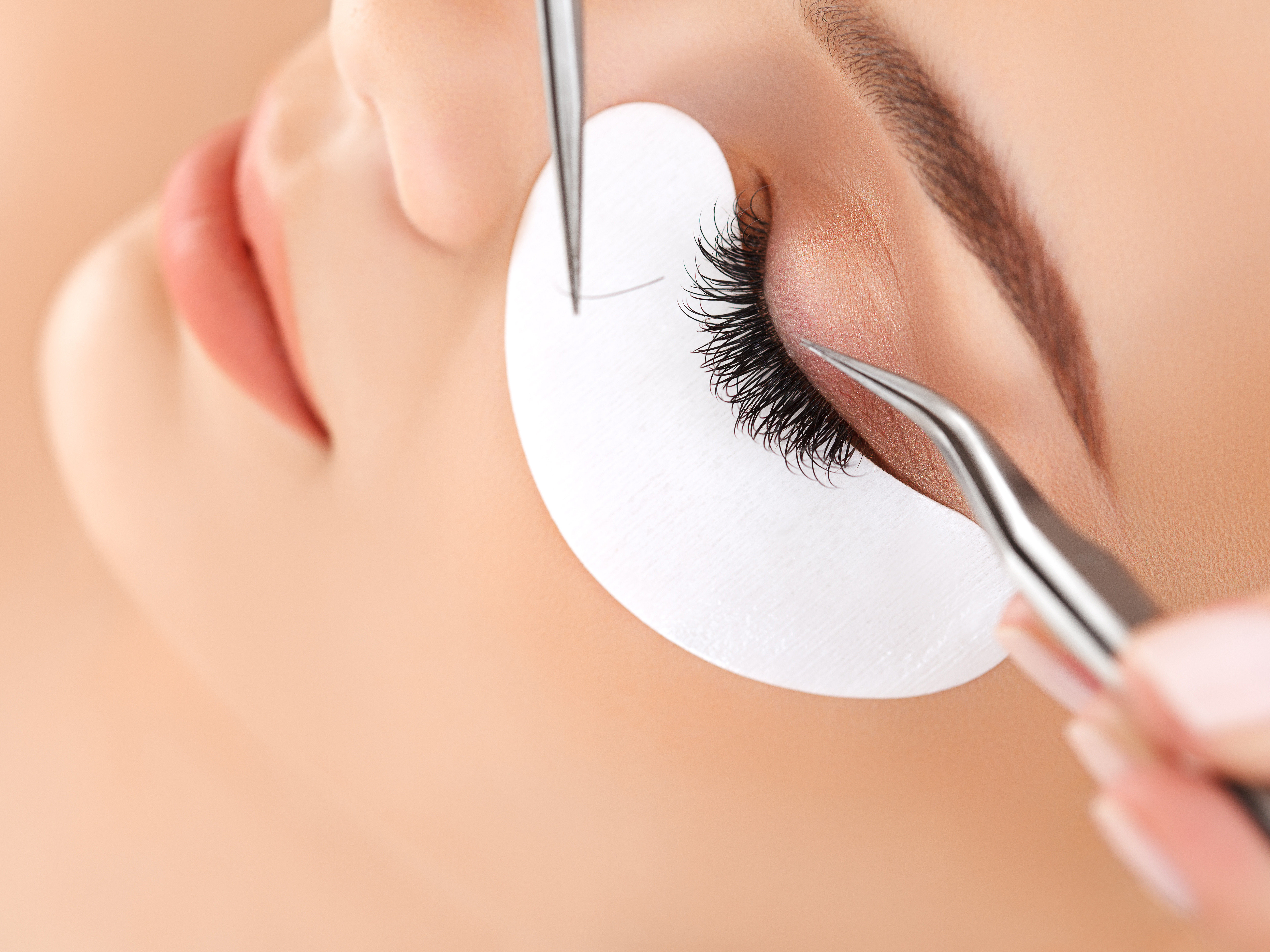 Natural Eye lash Extension
