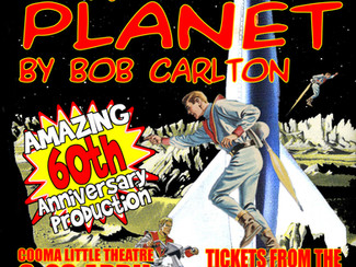 Return to the Forbidden Planet Season Opens