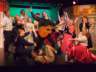 Season closes for All Shook Up