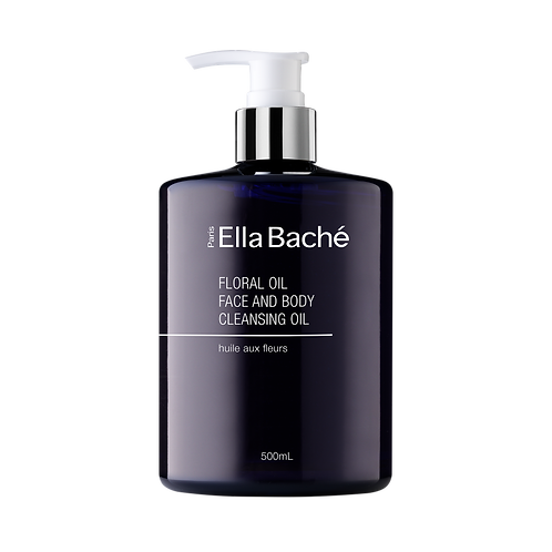 Floral Oil Face and Body Cleansing Oil