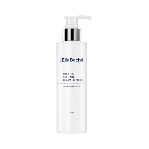 Rinse-Off Softening Cream Cleanser