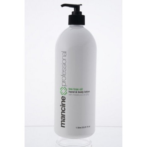 Teatree Hand and Body Lotion
