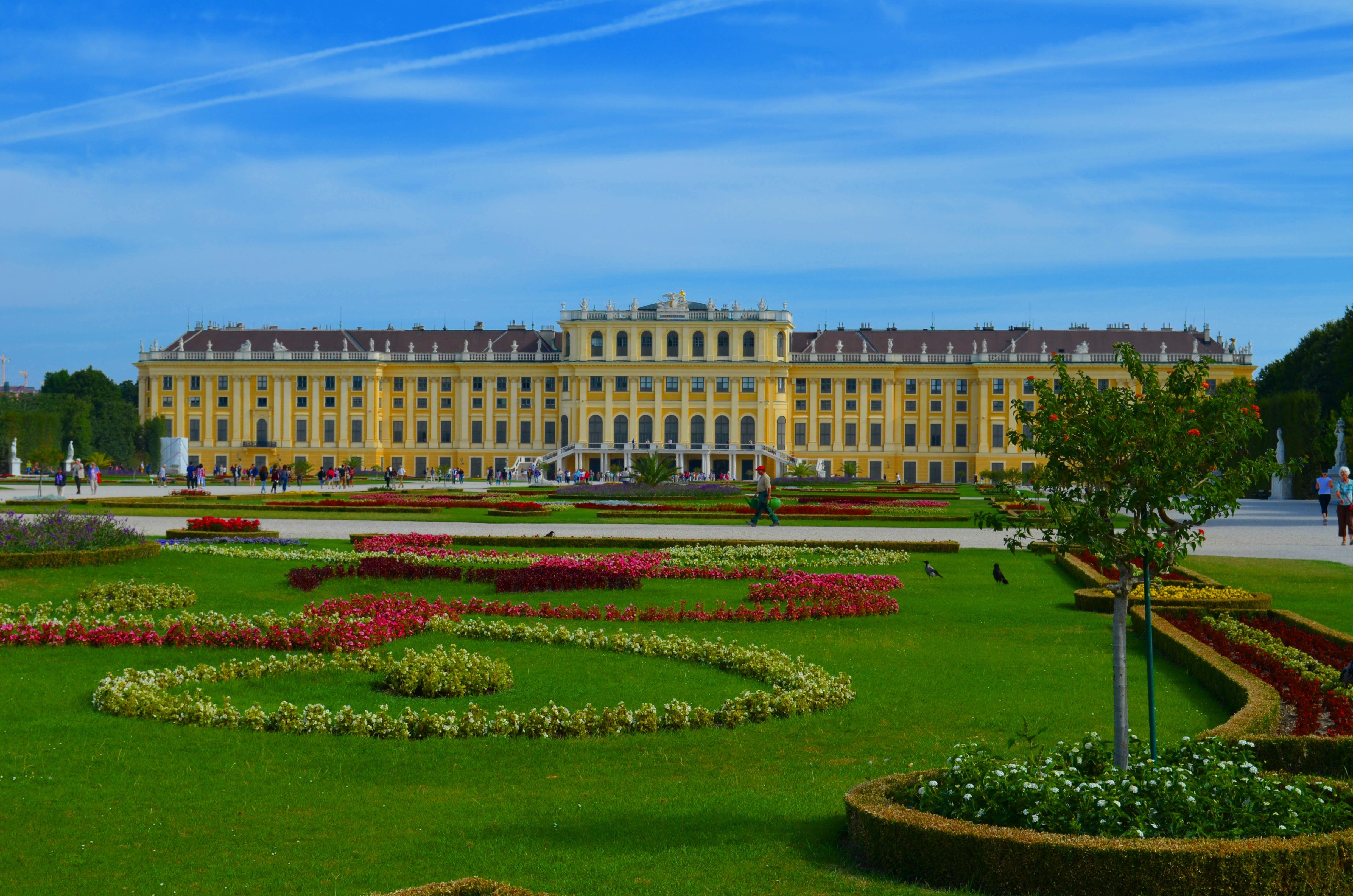 Schloss Schönbrunn Garten