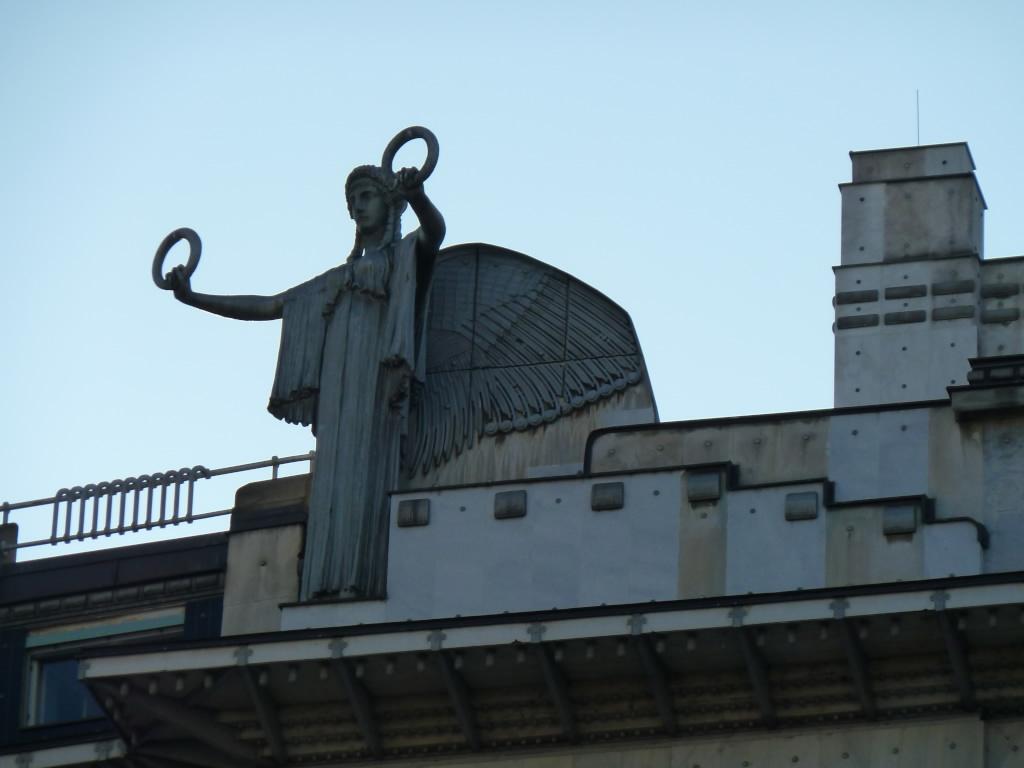 Otto Wagner - Postsparkasse