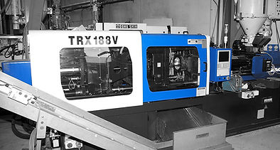 180T injection moulding machine