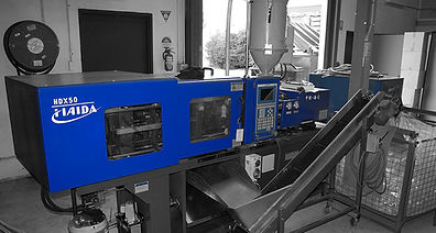 50T injection moulding machine