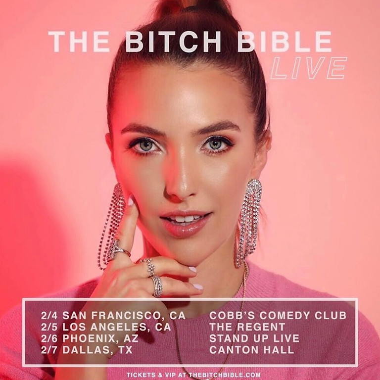 Live Podcast: The Bitch Bible