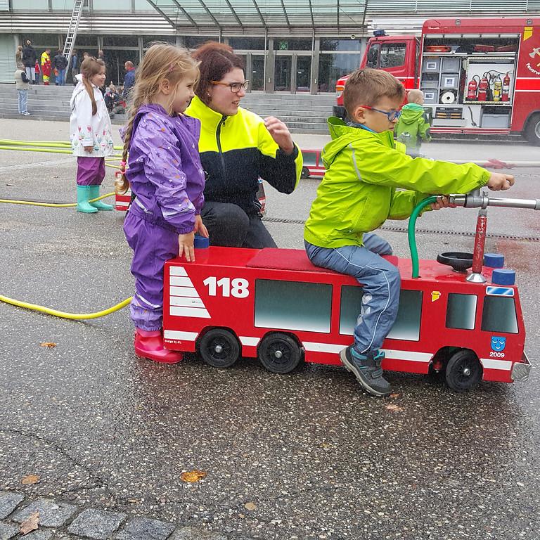 Feuerwehr (ab 1. Kiga)