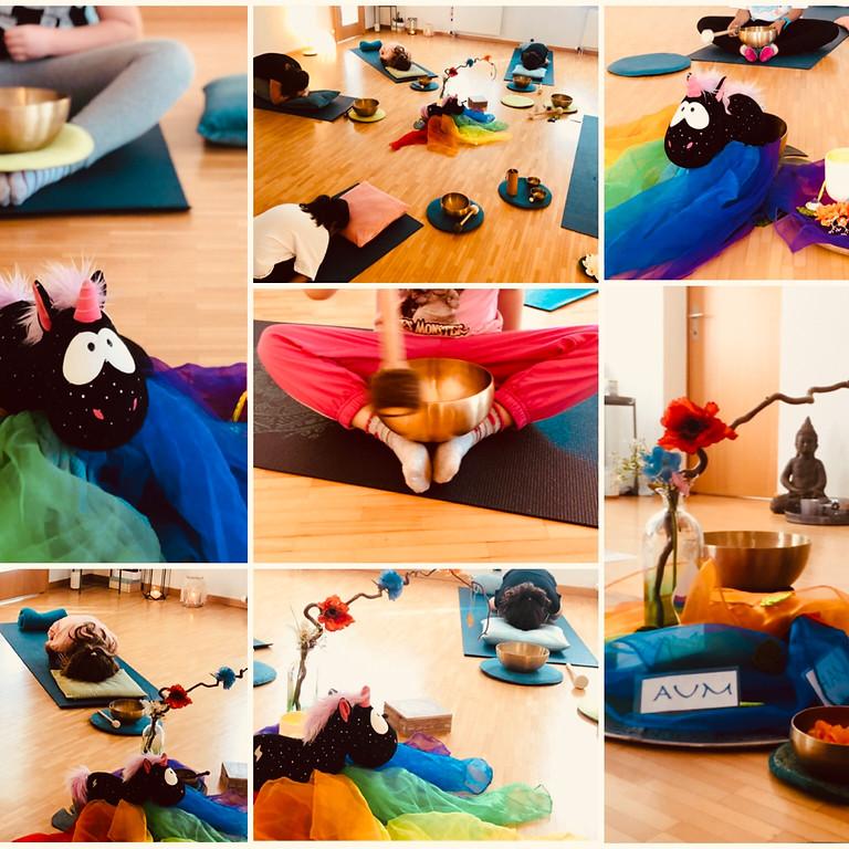 Yoga für Mädchen (ab 1. Klasse)