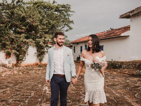 Sergio & Edissa.