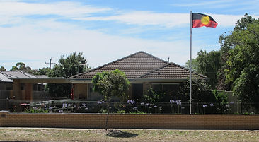 Kirrip Aboriginal house Melton