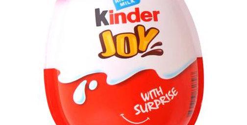 Ferroro Kinder Joy for Girl Chocolate Egg 20 gm