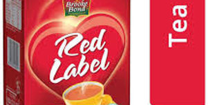 Brooke Bond Red Label Tea Leaf Carton, 250gm