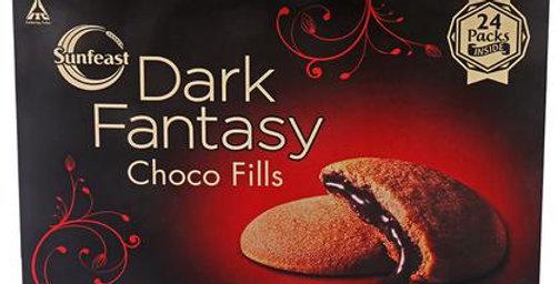 Sunfeast Dark Fantasy Choco Fill Cookies 300 gm