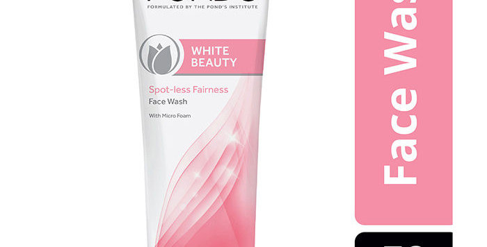 Pond's White Beauty Daily Spot-less Lightening Face Wash