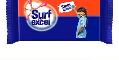 Surf Excel Detergent Bar 90 g Pack of 6