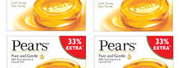 Pears Soap Pack Of 4