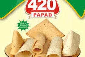420 Moong Papad