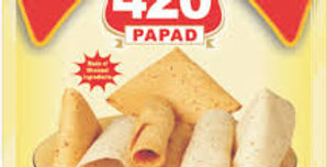 420 Chana Papad