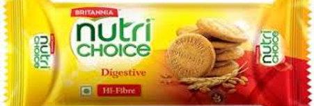 Britannia Nutri Choice Digestive Biscuits  (100 g) Pack of 3