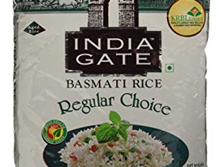 IndiaGate Regular Choice Basmati Rice 1 KG