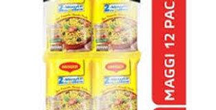 Maggi Masala Noodles - Pack of 12