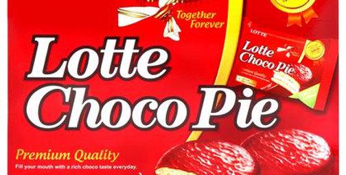 Lotte Choco Pie Creamfilled Biscuit 336 gm