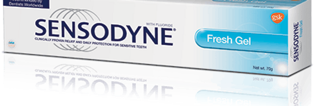 Sensodyne Sensitive Toothpaste Fresh Gel - 75gm