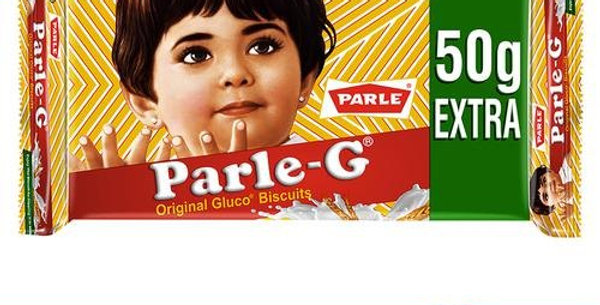 Guluco Sweet 250g Parle Glucos Biscuits, Packaging Pack of 12 Pcs