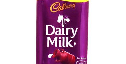 Cadbury Dairy Milk Chocolate Bar 12 gm pack of 6