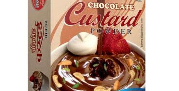 Talati Chocolate Custard Powder, 100 Gm