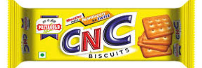 Priyagold CNC Sweety and Salty Biscuits, 75g, pack of 6 Pcs