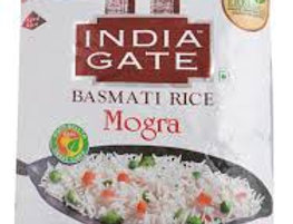India Gate Basmati Rice - Mogra, 1kg Pouch
