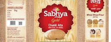 Sabhya Gold Atta 5kg