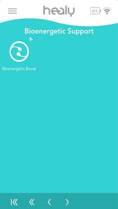 Bioenergetic Support