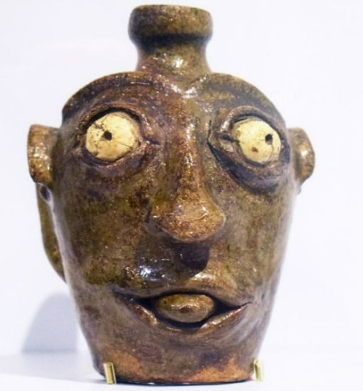 Early American Face Vessels