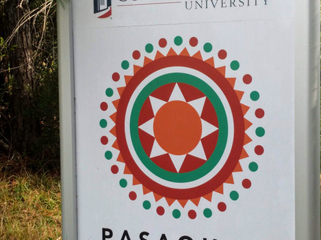 Entrance to Pasaquan