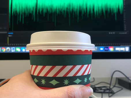 What To Do With Your Podcast At Christmas.
