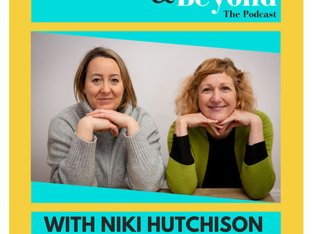 Turn Up The Volume Tuesday - The Business And Beyond Podcast with Emma Dempsey and Niki Hutchinson