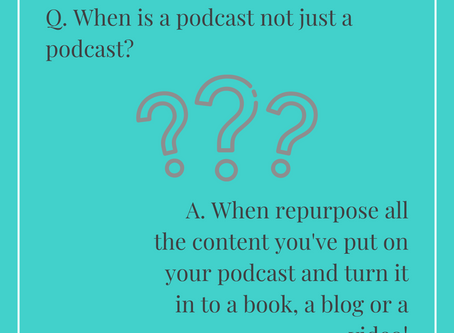 How Can You Get More Out Of Your Podcast?