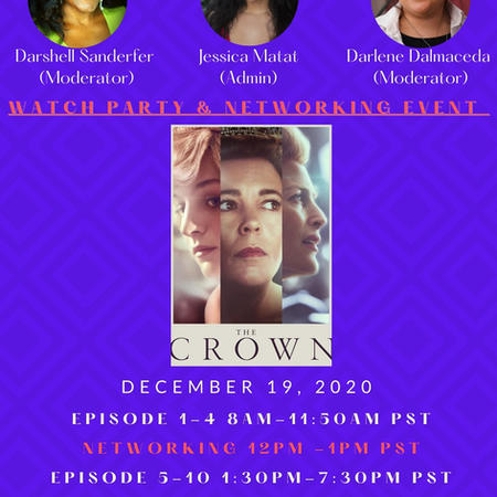 The Crown + Networking Hour