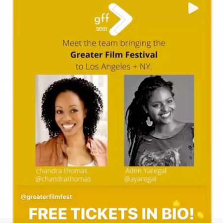 Greater Film Festival