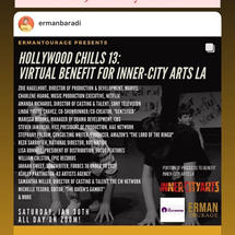 Hollywood Chills 13 Collab