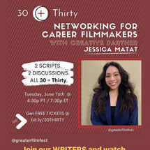 Networking for Career Filmakers