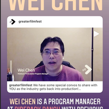 Interview with Wei Chen