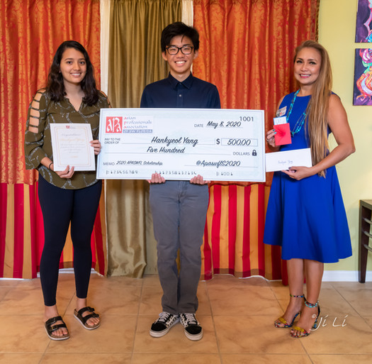 APASWFL Scholarship 2020