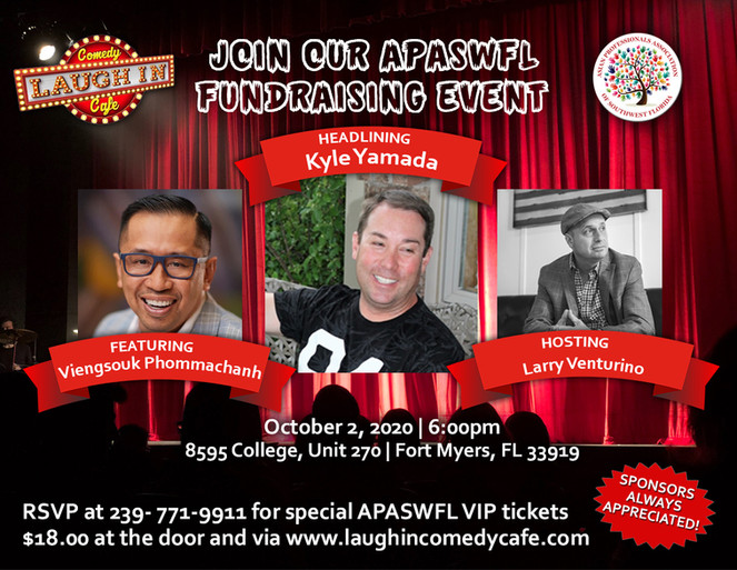 The APASWFL Fundraising Event 10-02-2020