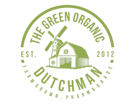 Stay patient on The Green Organic Dutchman $TGOD