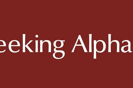 Ted's latest on Seeking Alpha
