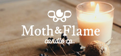 Moth & Flame Candle Co.